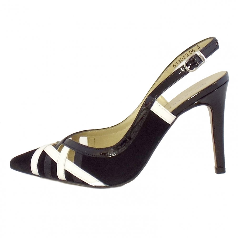 Black And White Shoes Heels 5 Reviews Here jwl-network.ga shows customers a fashion collection of current black and white shoes jwl-network.ga can find many great items. They all have high quality and reasonable price.
