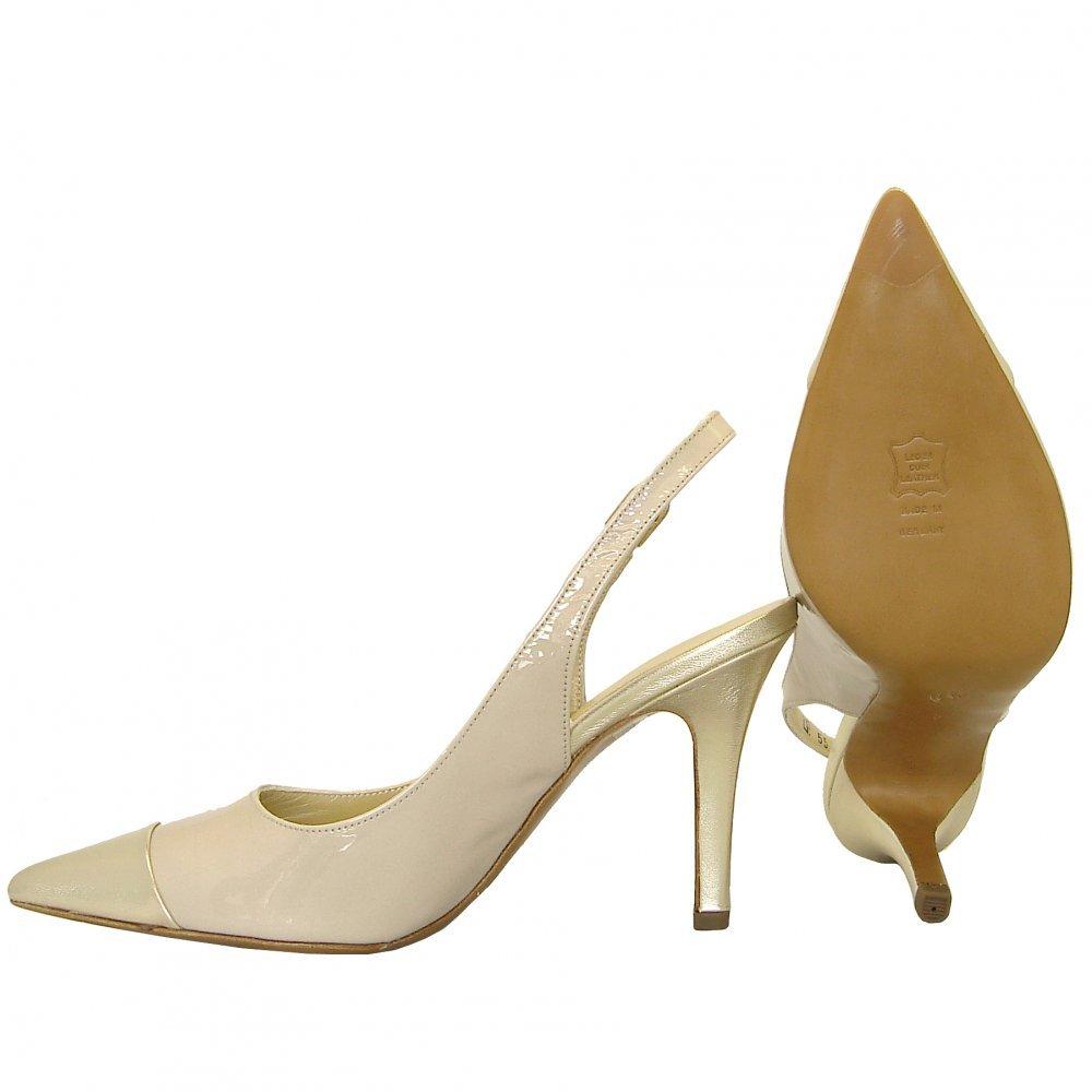 Gold Slingback Shoes Uk