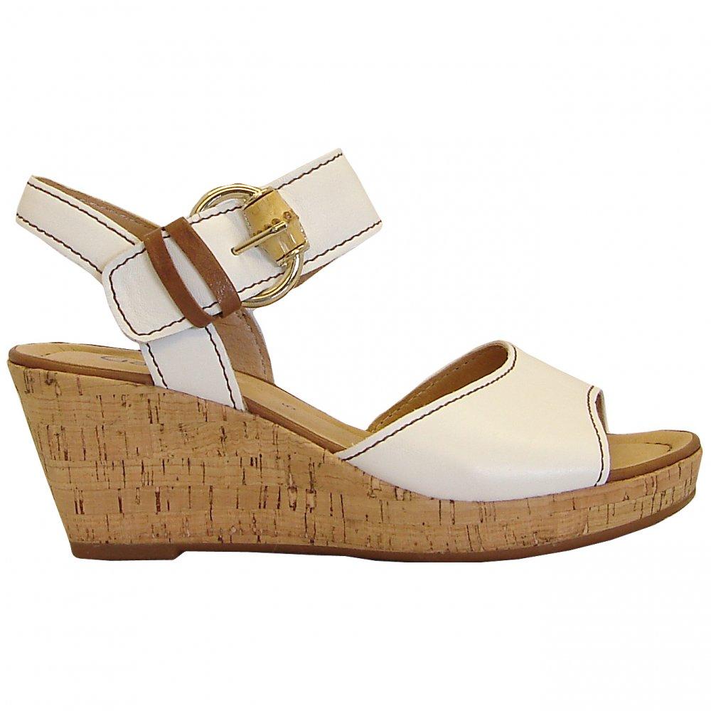 c56196169ee4 White Ladies Wedge Sandals ~ Ladies Wedge Sandals