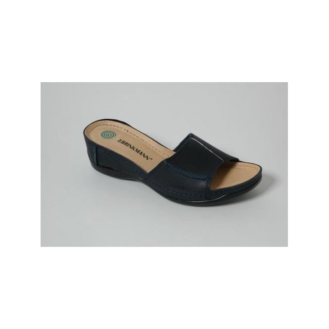 Dr Brinkmann Coleen Womens Mule With Wedge Heel Mozimo