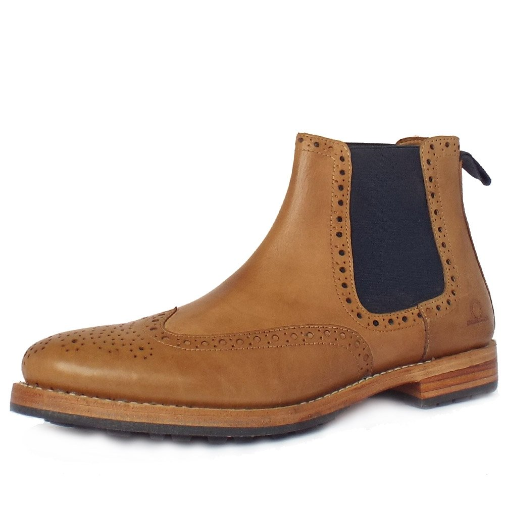 Chatham Country Dudley | Men's Pull On Chelsea Boots in ...