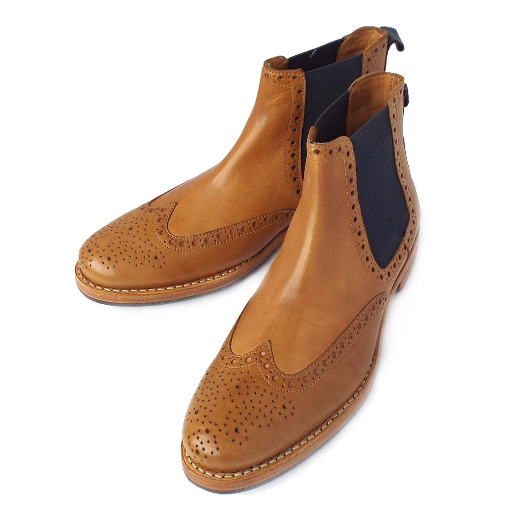 Chatham Country Dudley Men S Pull On Chelsea Boots In