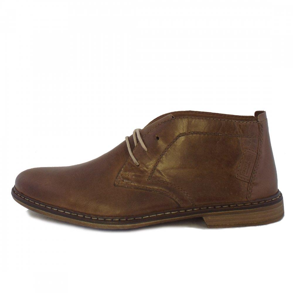 Rieker Mens Brown Shoes