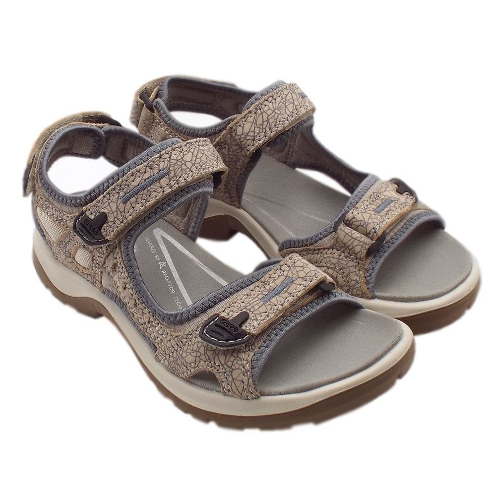 shop for original online for sale new arrival 069563 Offroad Women's Trekking Sandals in Nude