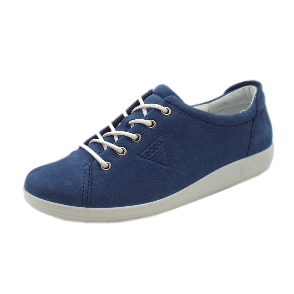 Ecco Soft 20 | Women's Leather Sneakers