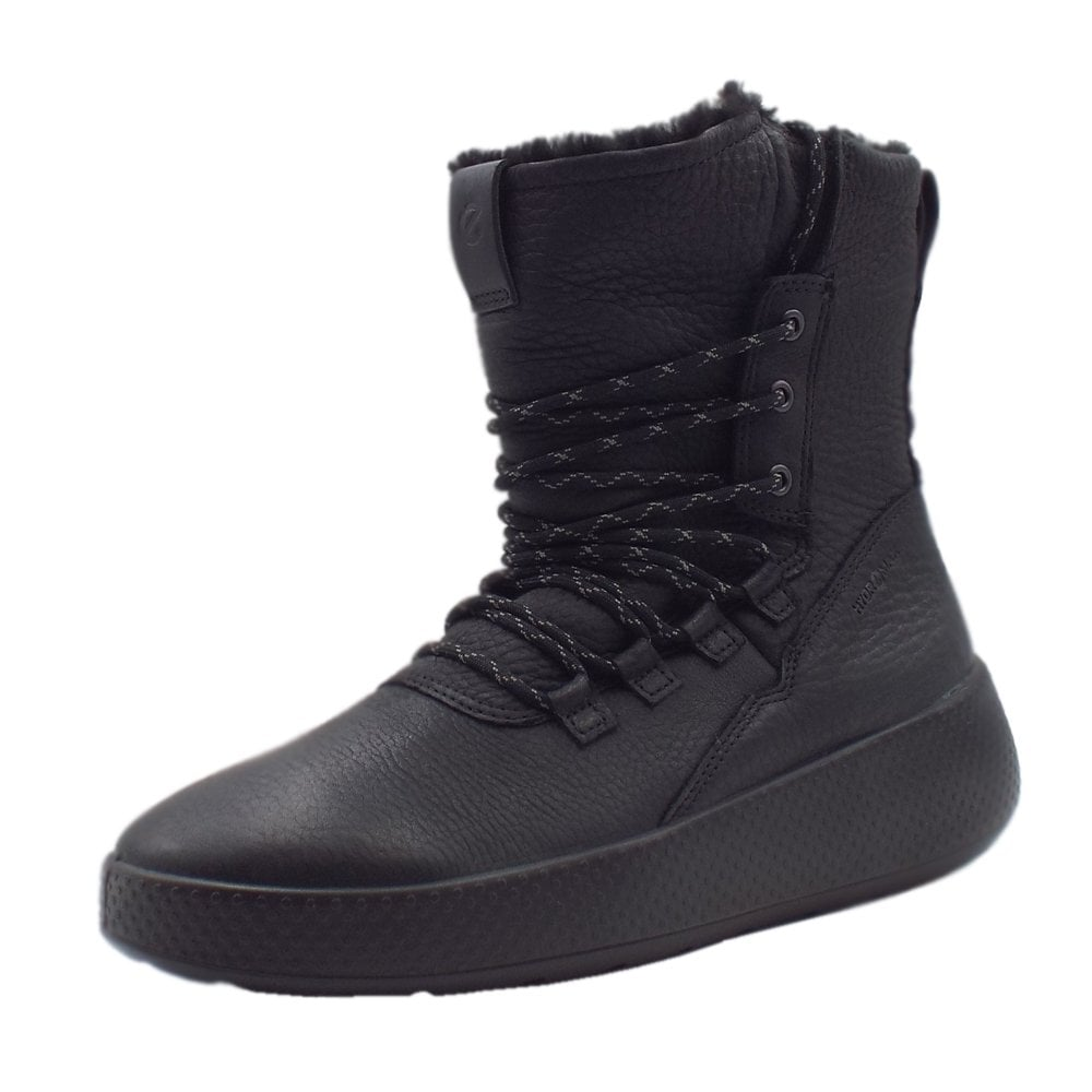 2a2fbfdc 221053 Ukiuk Hydromax Boot - Ladies Casual Boots in Black