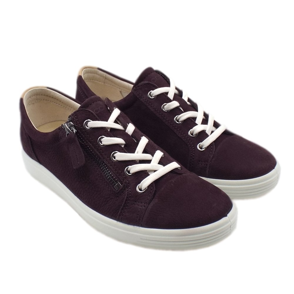 Ecco Soft 7   Women's Leather Sneakers