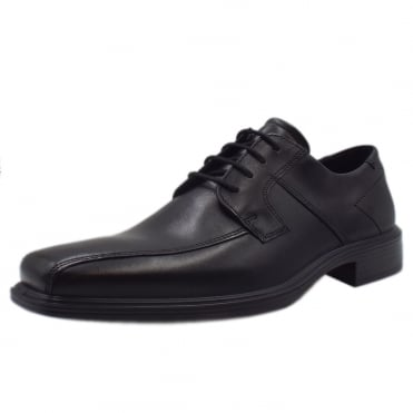 620144 Minneapolis Santiago - Men's Lace-up Formal Shoes in Black
