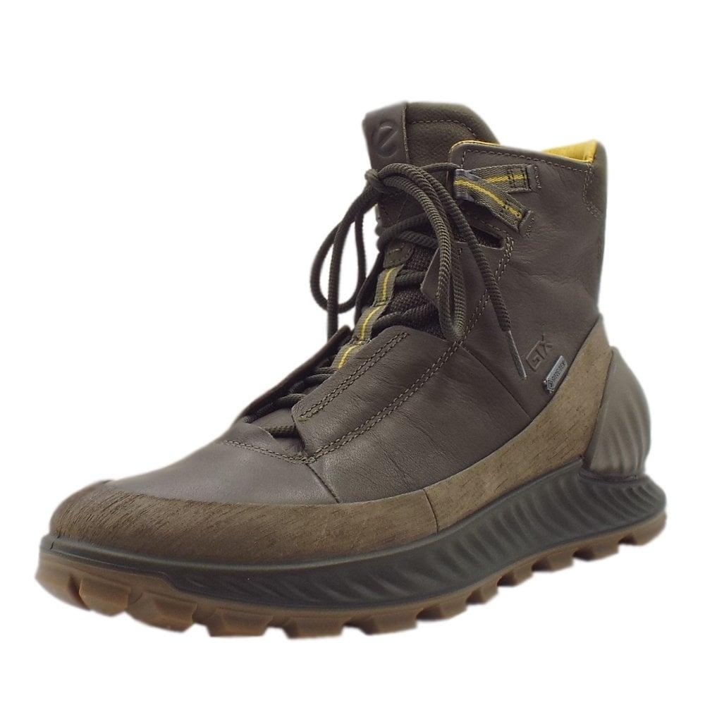 3916aad74ddea Exostrike 832324  Men's Winter Gore-Tex Hiking Boots in Olive   Mozimo