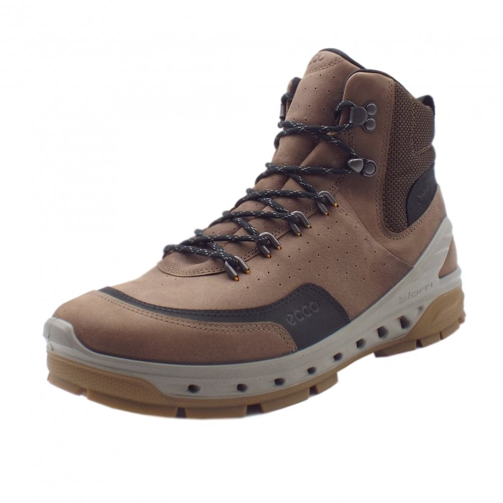 3e0fb58ca ECCO 854604 Biom Venture TR Men's Lace-up Gore-Tex® Surround™ Boots in  Espresso