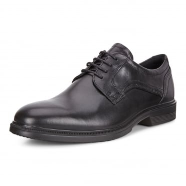 Lisbon Santiago - 622104 - Men's Lace-up Formal Shoes in Black