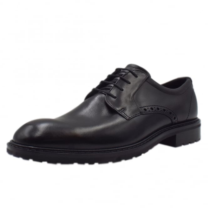 ECCO Vitrus I Oxford - 640304 - Men's Lace-up Formal Shoes in Black