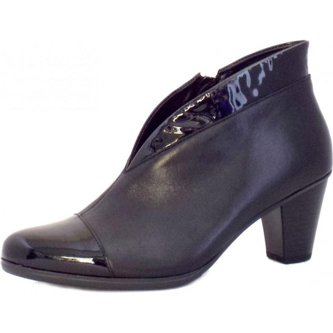 sale affordable outlet with paypal order Black 'Enfield' Womens Ankle Boots Orlc6fL9O