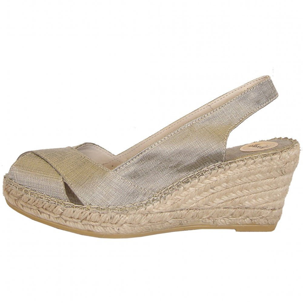 Beige Wedge Shoes Uk