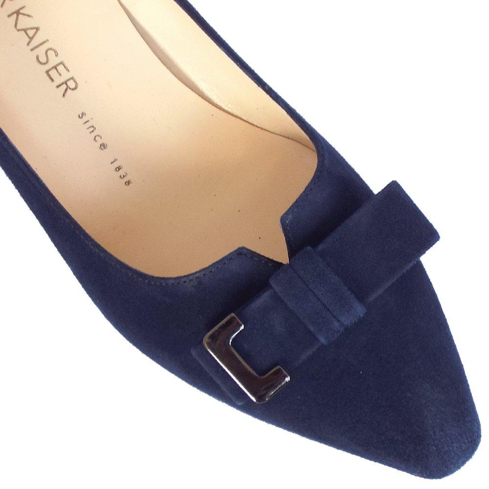Navy Leather Shoes Uk
