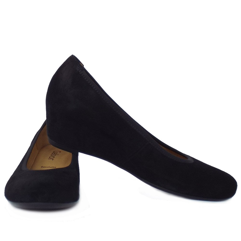 gabor shoes s comfortable wedge pumps in