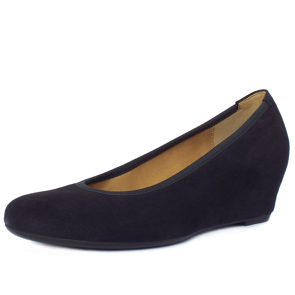 Find navy wedge shoes at ShopStyle. Shop the latest collection of navy wedge shoes from the most popular stores - all in one place.