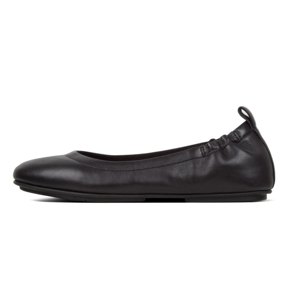 182c33a65dad Allegro™ Leather Ballerinas in Black