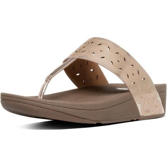 621ad06df36 Bahia™ Toe Post Sandal in Rose Gold