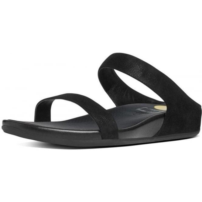 8d46489144ee Banda™ Opul Slide Women  039 s Slip On Sandals in Black Suede