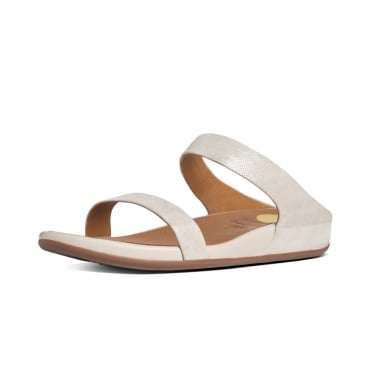 Banda™ Opul Slide Women's Slip On Sandals in Stone