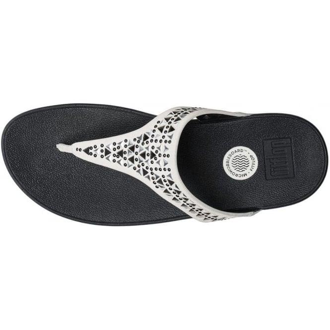 d14c6374d Carmel™ Toe-Post Sandals in Urban White Suede