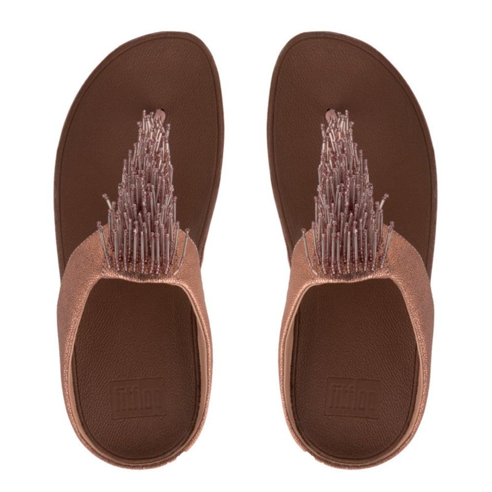 2a1e5abba Cha Cha™ Toe Post Sandal in Rose
