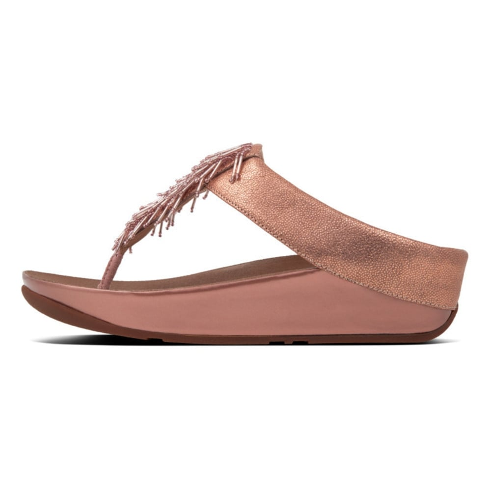 475743f4c44b57 Cha Cha™ Toe Post Sandal in Rose