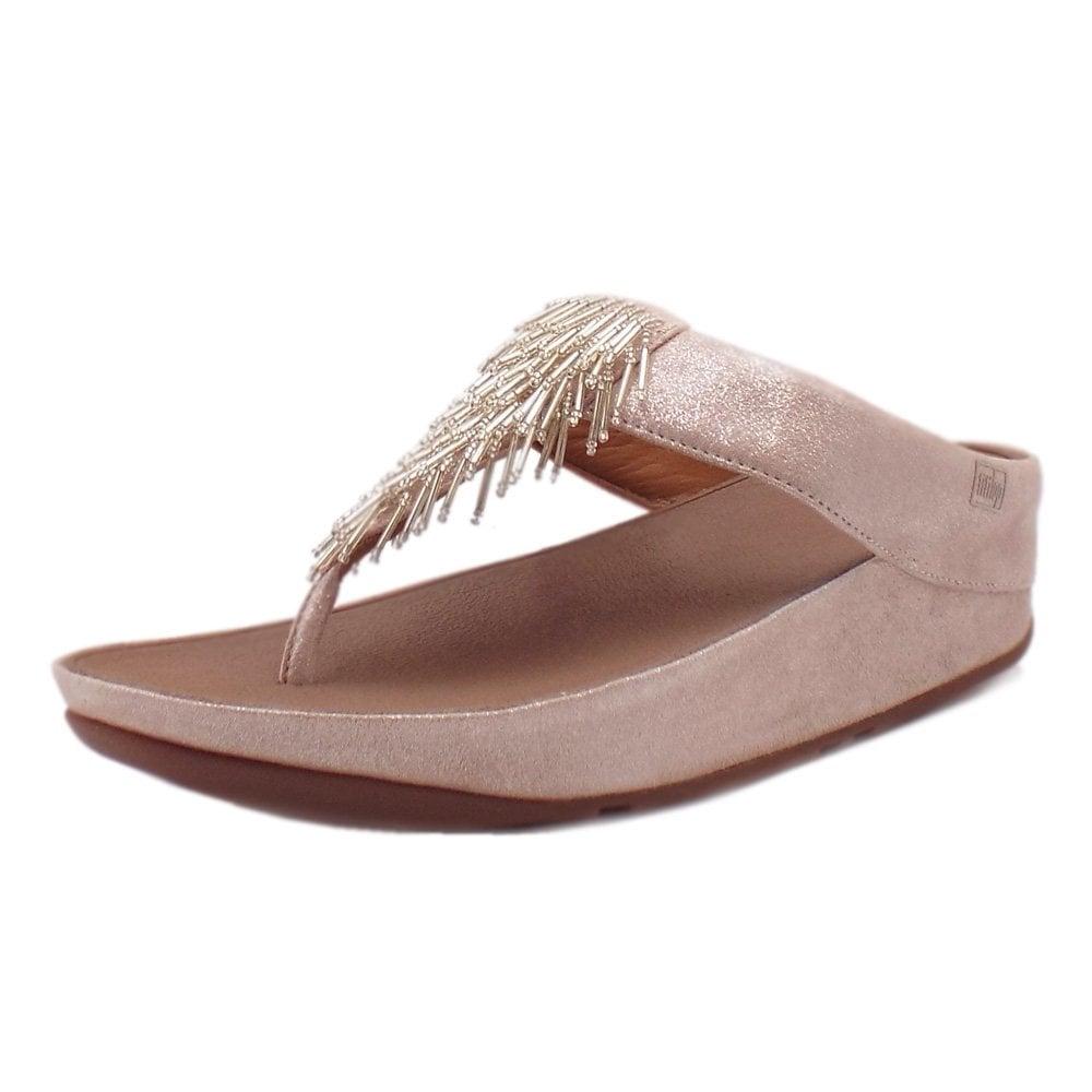 be38fdbf7ba0 Cha Cha™ Toe Post Sandal in Silver