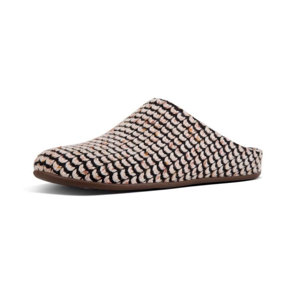 e80ef2dd2661b Chrissie™ Knit Slippers in Urban White