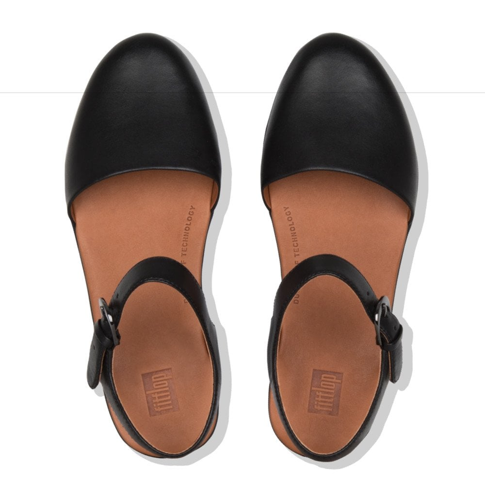 FitFlop Shoes | Ladies Cova Closed Toe