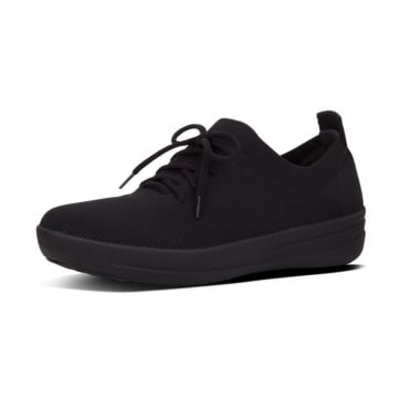 F-Sporty™ Uberknit Sneakers in All Black