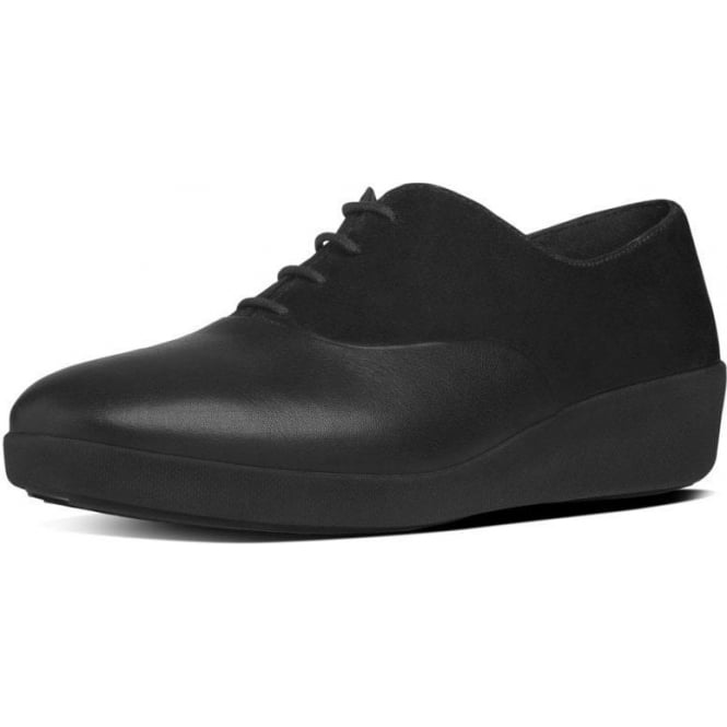 d69f10f12 FF2™ F-Pop™ Oxford Ladies Shoes in Black