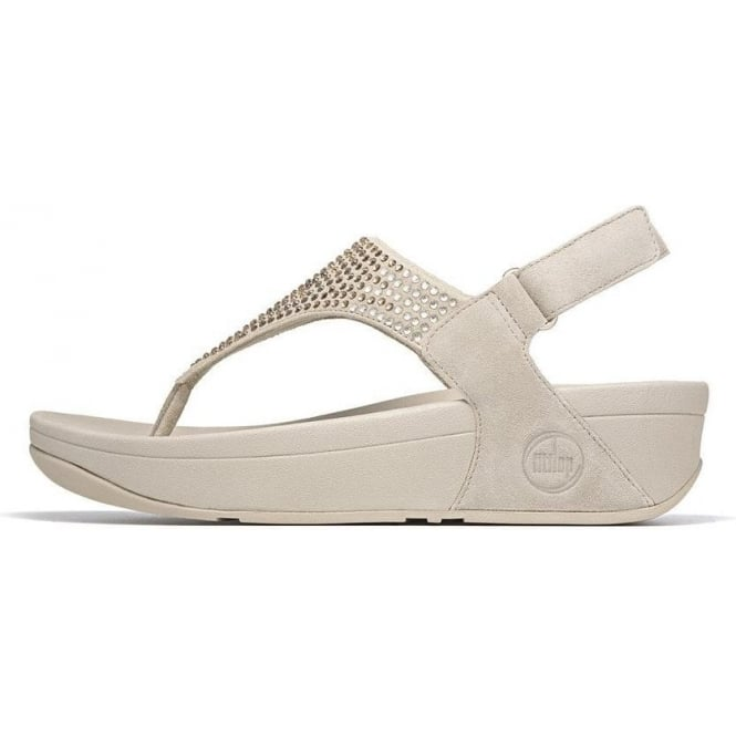 outlet special for shoe competitive price FitFlop Flare Backstrap Sandals In Pebble