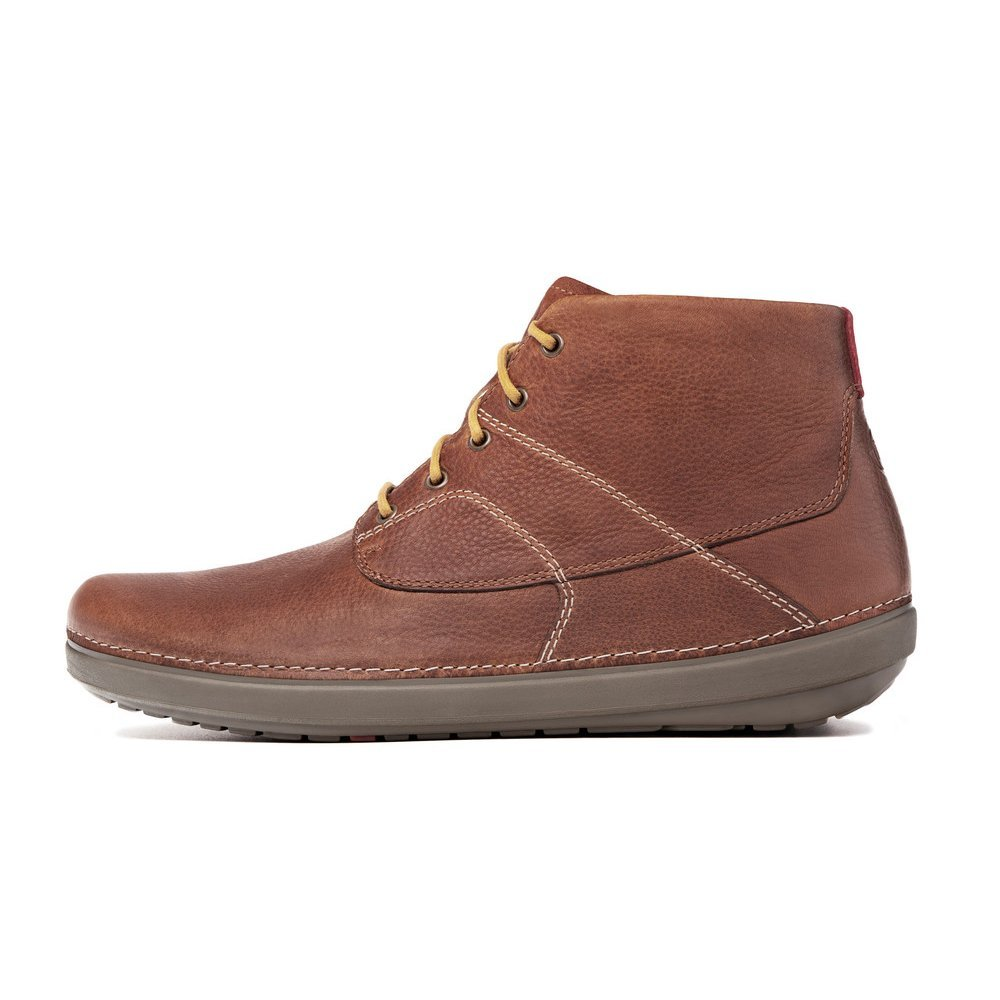 fitflop flex mens boots leather in from mozimo