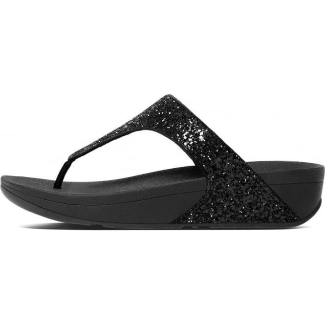 db63887901fa Glitterball™ Toe-Post Sandals in Black
