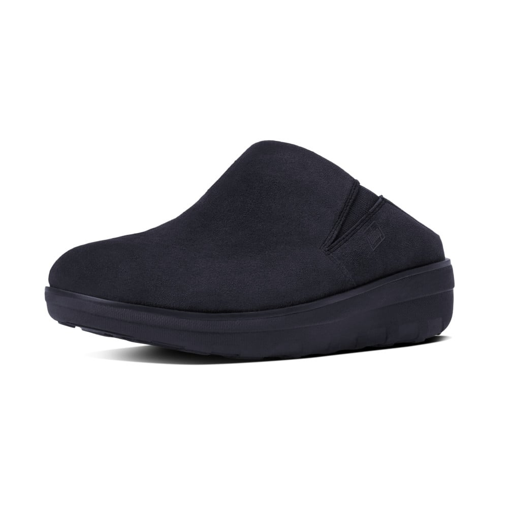 FitFlop Loaff Suede Clogs ydC1WdALSv