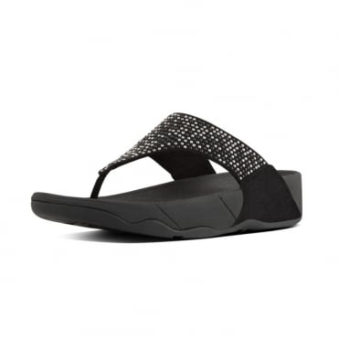 Lulu™ Popstud Toepost in Black