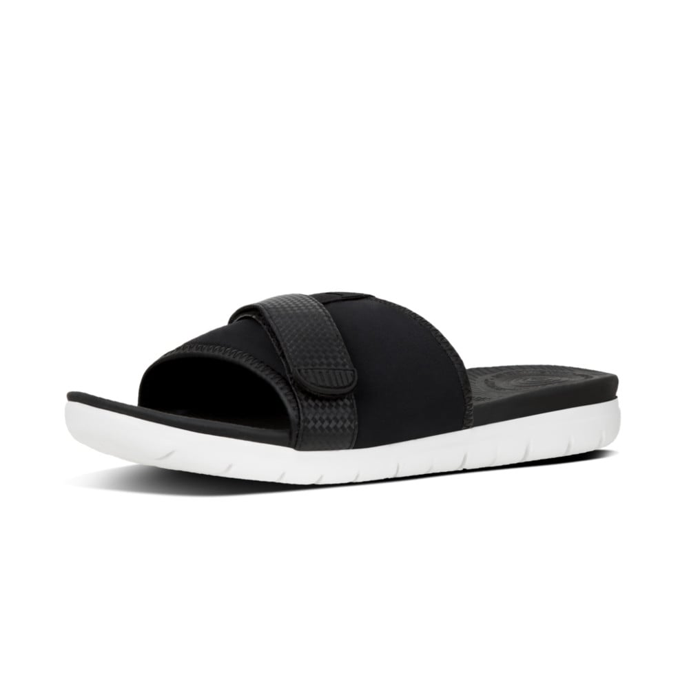 3e167b16405b Neoflex™ Slide Sandals in Black Mix