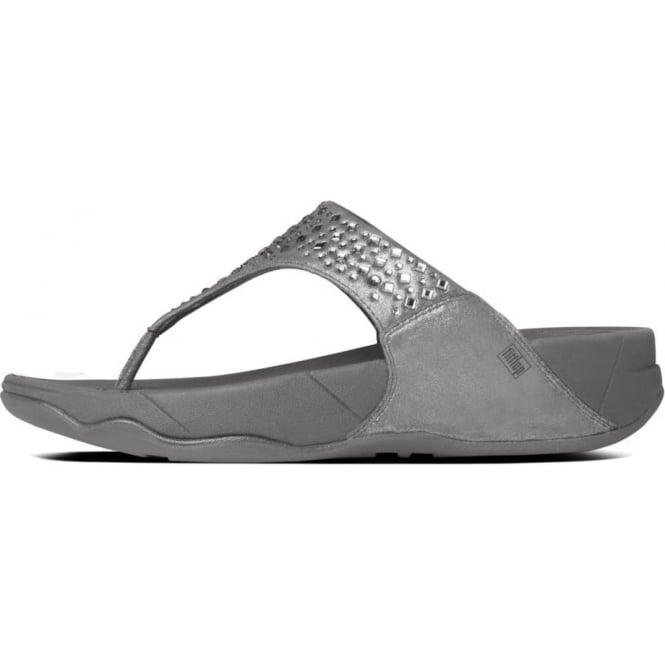 a07250b3064e9 Novy™ Women  039 s Toe Post Sandal in Pewter
