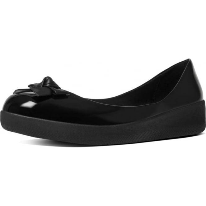 fitflop superballerina black