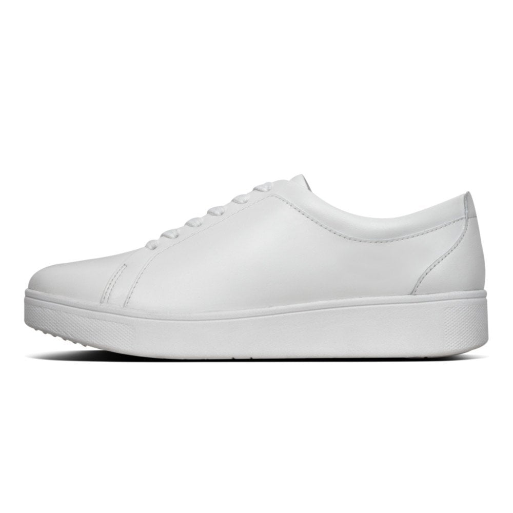 1a2e07a2f Rally™ Leather Sneakers in Urban White