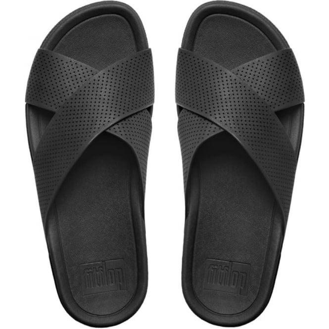 83275a2b4005 Surfer™ Men  039 s Perf Leather Slide Sandals ...