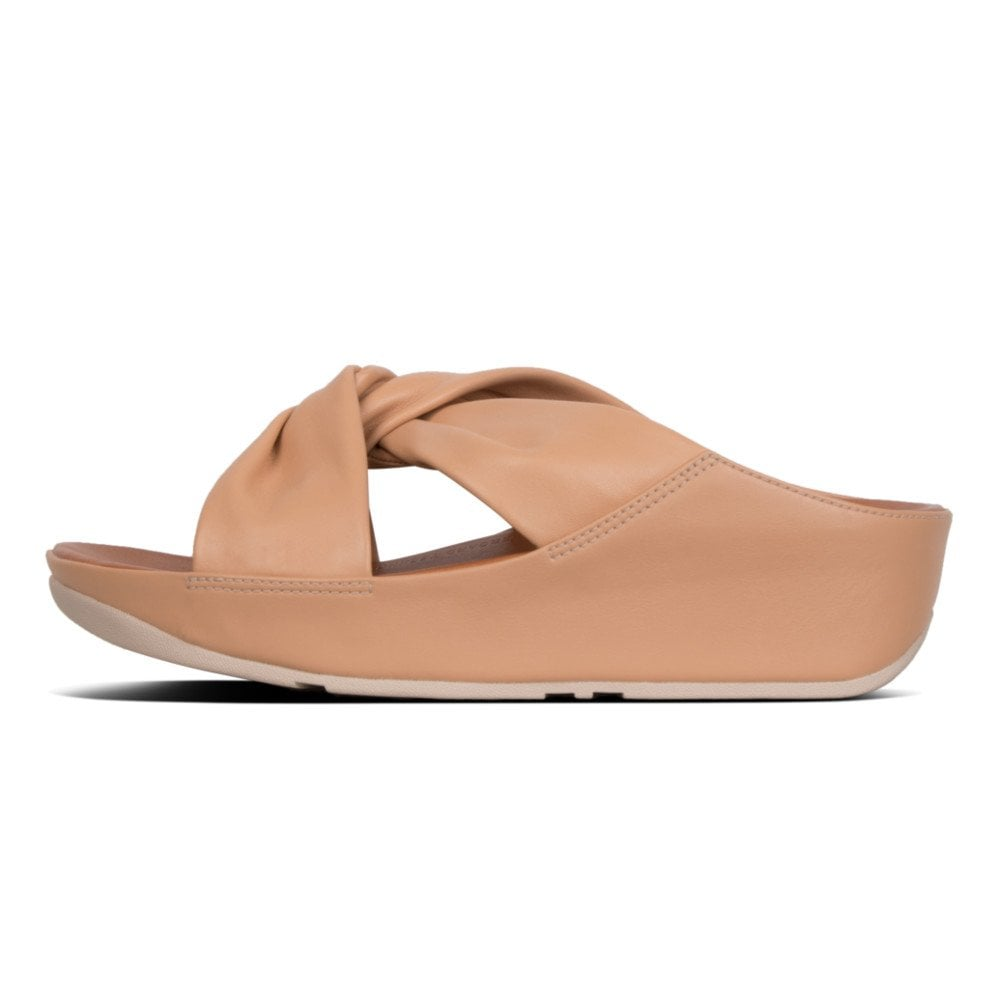 a74cc778665a Twiss™ Leather Slides in Blush