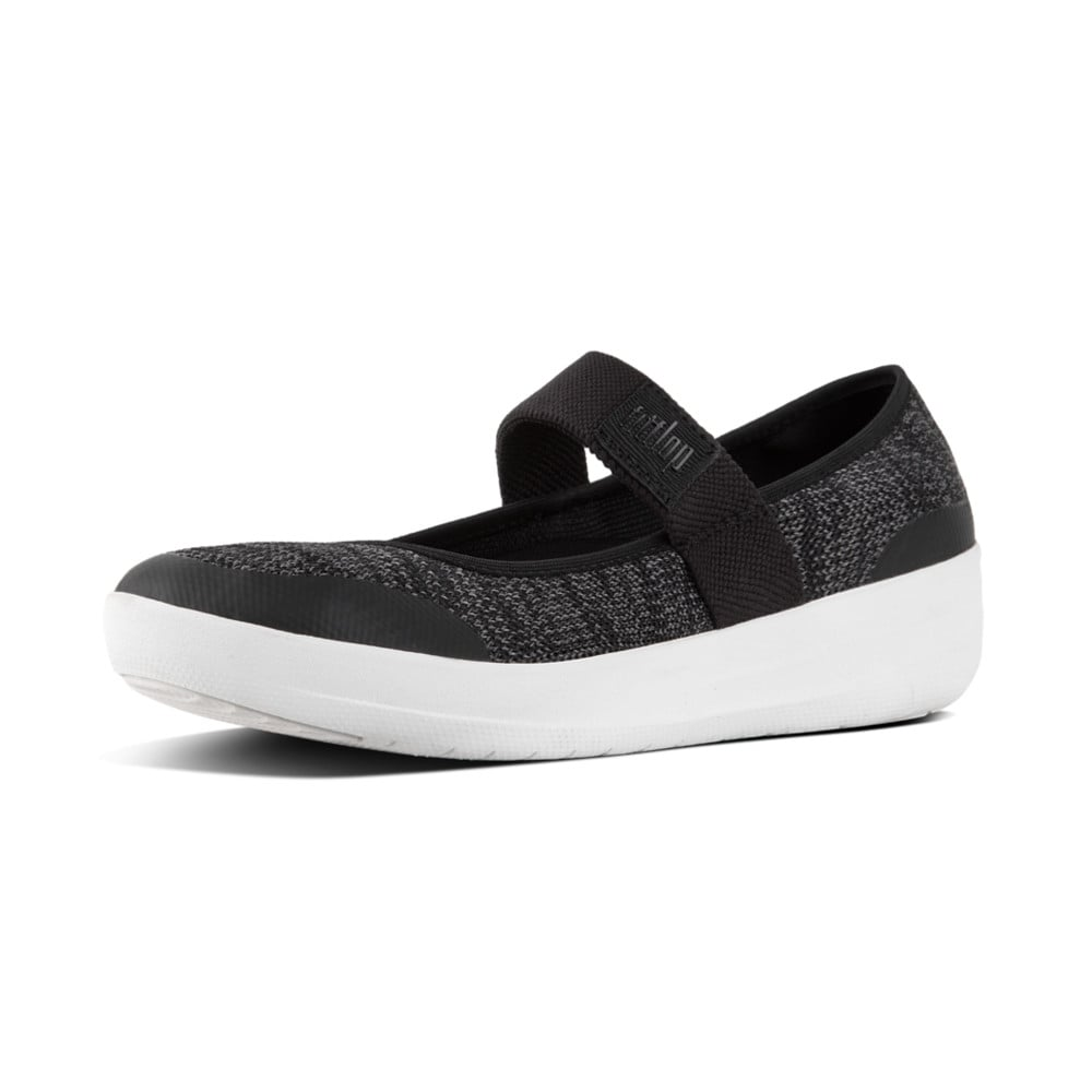 b44e62f8684751 Uberknit™ Mary Janes in Black