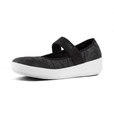 Uberknit™ Mary Janes in Black