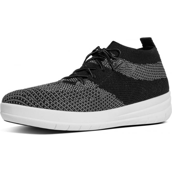 868cdb1bd1c2 Uberknit™ Slip-On High Top Sneakers in Charcoal