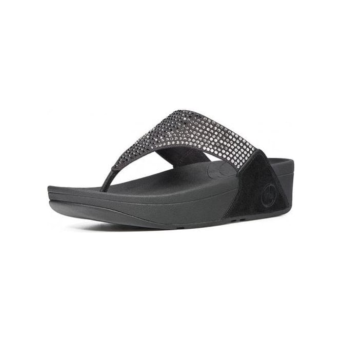 a3a864971c4 FitFlop FitFlop Flare™ Ladies Sandal in Black