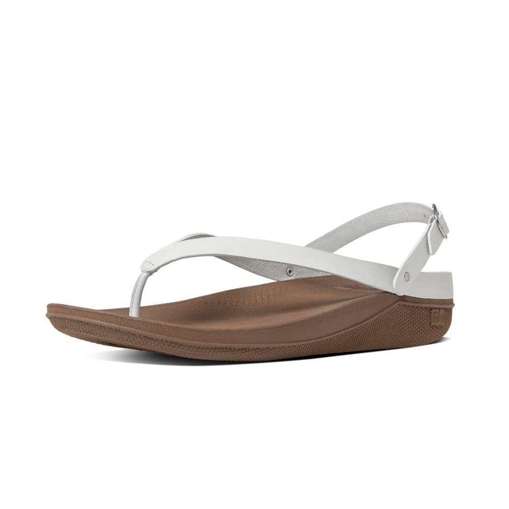 Fitflop Flip Urban White Women S Toe Post Sandals Mozimo