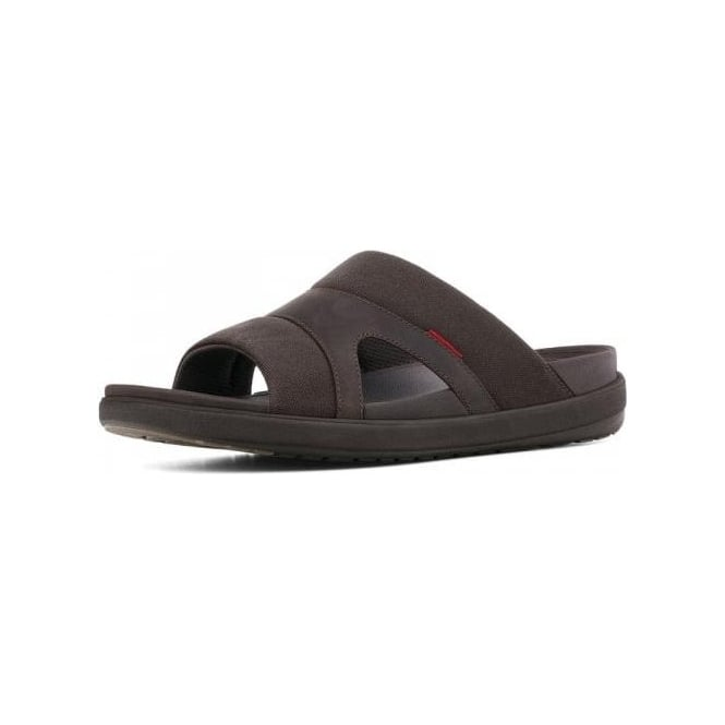 03082e7b578139 Freeway II™ Mens Sandals in Chocolate